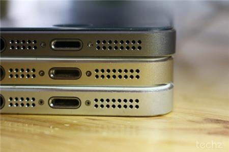 Làm thế nào để nhận biết iPhone 5S đã qua sử dụng đã thay vỏ?