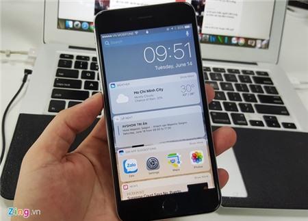 Cach nang cap iPhone, iPad len iOS 10 hinh anh 1