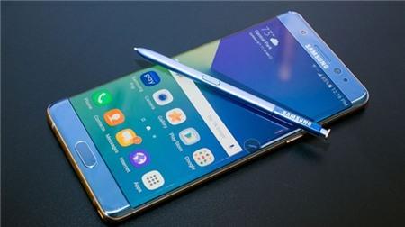 7 nang cap sang gia nhat tren Samsung Galaxy Note 7 hinh anh 2