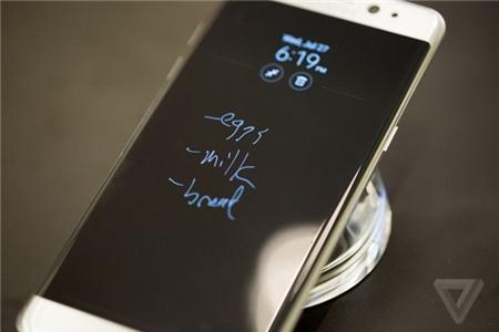 7 nang cap sang gia nhat tren Samsung Galaxy Note 7 hinh anh 3