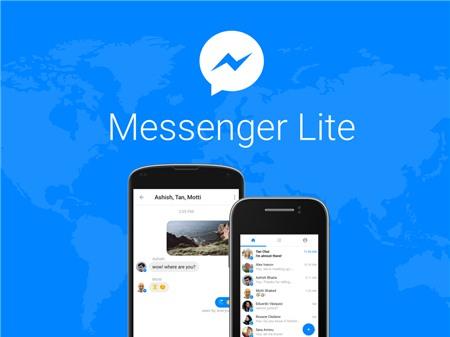 Facebook Messenger trên Android có phiên bản rút gọn