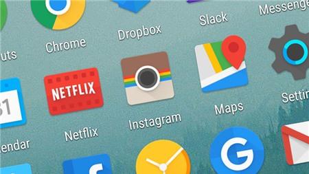 Ứng dụng thay đổi icon trên android