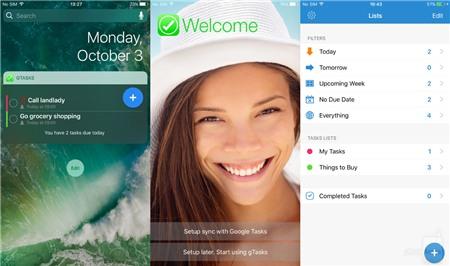 Widget iOS 10 tốt nhất cho iPhone, iPad