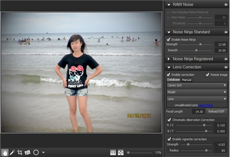 Corel Aftershot Pro 1 1: Chỉnh sửa ảnh cấp tốc | Tạp chí e-CHIP