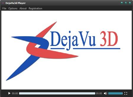 DejaVu3D Player 1.0: Xem phim 2D ở chế độ 3D sống động