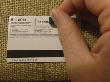 Kết quả hình ảnh cho thẻ iTunes