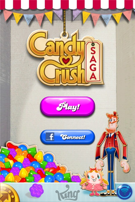tai candy crush saga ve may