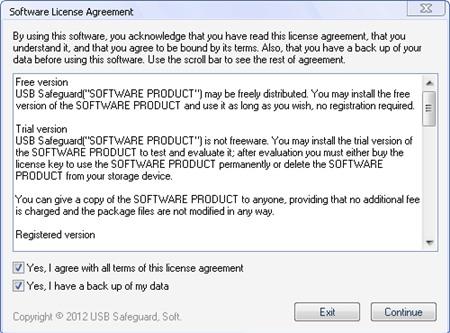 """USB Safeguard 6.0: """"Hô biến"""" toàn bộ dữ liệu trên USB chỉ với 1 click"""