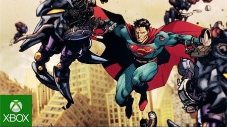 Trailer game DC Universe Online cực hay