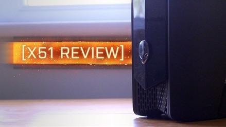 Video đánh giá chiếc máy siêu mạnh ALIENWARE X51