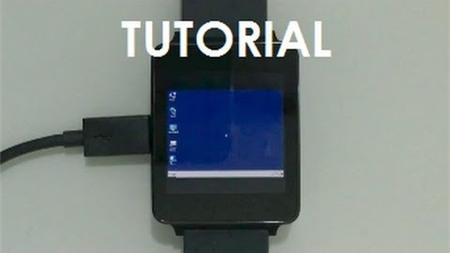 Bạn sẽ mất 3 tiếng để khởi động nếu cài Windows 7 lên smartwatch