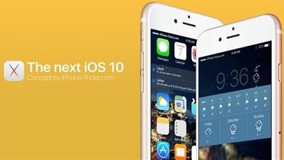 Điểm qua những nét mới trên iOS 10