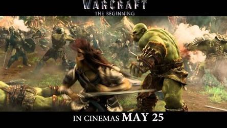Warcraft: The Beginning tung tiếp trailer bắt mắt