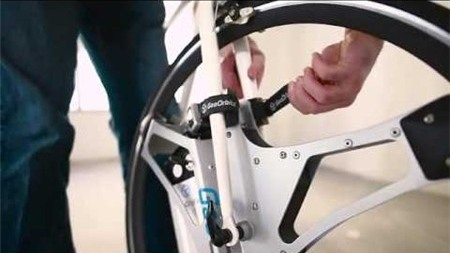 Thiết bị biến xe đạp thường thành xe đạp điện trong 60 giây