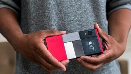 Điện thoại lắp ghép Project Ara