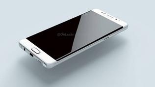 Đây là Samsung Galaxy Note 6/Galaxy Note 7?