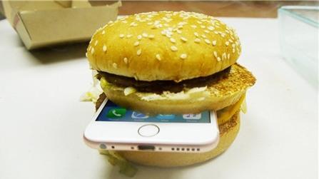 iPhone 6S dính a-xít sẽ thế nào?