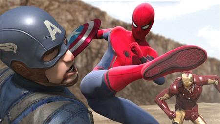 Khi Captain America và Iron Man thực sự so tài