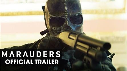 Trailer Marauders: Băng cướp ngân hàng