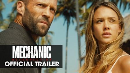 Xem trailer Mechanic: Resurrection, ngày 26/8 chiếu