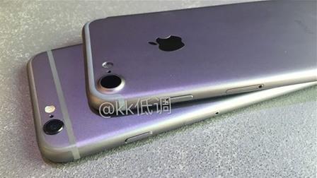 Xuất hiện video so sánh iPhone 7 và iPhone 6s, khẳng định camera đơn, bỏ jack 3.5mm