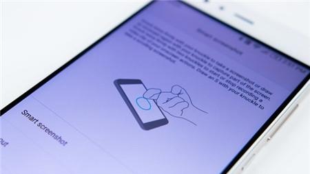 Công nghệ cảm ứng trên smartphone có bước đột phá mới?