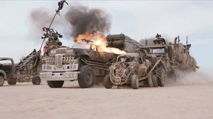 Hậu trường Mad Max: Fury Road