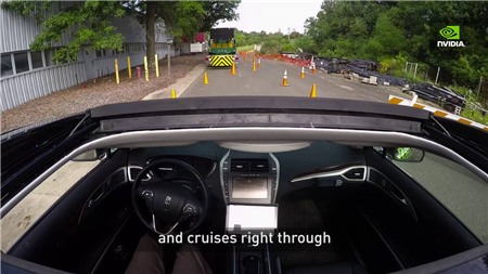 NVIDIA ra mắt Xavier: SoC dùng cho xe tự lái, 8 nhân CPU, 512 nhân GPU