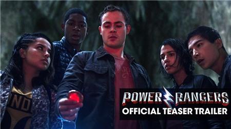 Trailer Power Ranger: 5 anh em siêu nhân