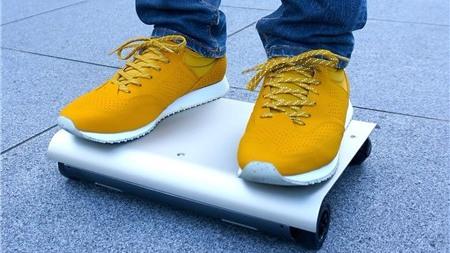Walkcar - xe điện giống Ninebot nhưng chỉ nhỏ bằng laptop 13 inches, chạy được 60 phút