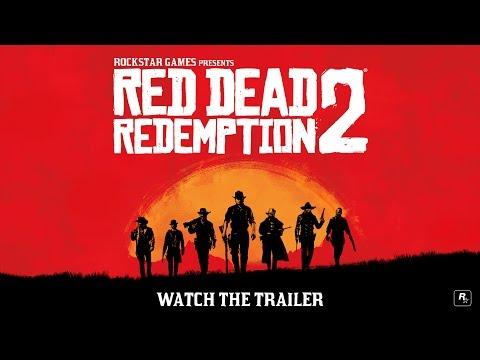 Trailer đầu tiên của Red Dead Redemption 2
