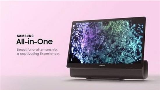 Lấy cảm hứng từ Surface Studio, Samsung cũng có thiết bị All-in-One