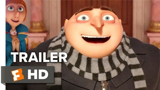 Despicable Me 3 tung trailer thứ 2