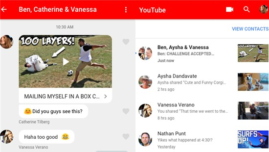 YouTube ra tính năng chat cho tất cả người dùng
