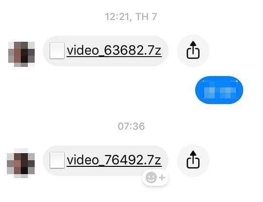 Cảnh báo mã độc nguy hiểm đang lây lan qua Messenger