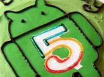 5 ngọn nến hồng cho Android