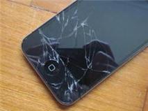 Hạnh phúc từ chiếc iPhone vỡ