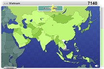 Vui học địa lý thế giới qua 4 webgame độc đáo