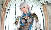 Nữ cung thủ cực đáng iu trong Monarch Online