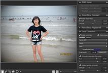 Corel Aftershot Pro 1.1: Chỉnh sửa ảnh cấp tốc