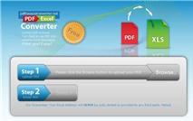 PDFtoExcelConverter: Chuyển đổi PDF sang Excel trực tuyến