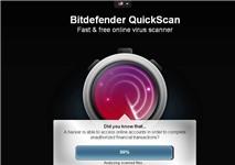 Quét virus trực tuyến phiên bản mới