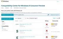 Kiểm tra phần mềm có tương thích Windows 8 Consumer Preview