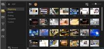 Corel VideoStudio Pro X5: Dựng phim theo chuẩn HTML5