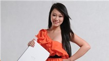 Lâm Thanh Thảo thích xài Macbook