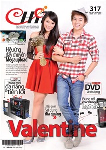 Mục lục Tạp chí e-CHÍP 317 (Thứ sáu, 10/2/2012)