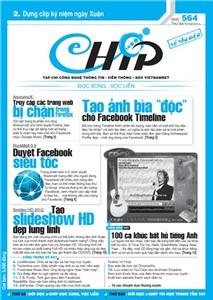 Mục lục Tạp chí e-CHÍP 564 ĐXVL (Thứ ba, 7/2/2012)