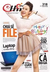 Mục lục Tạp chí e-CHÍP 318 (Thứ sáu, 17/2/2012)