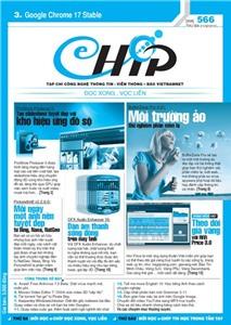 Mục lục Tạp chí e-CHÍP 566 ĐXVL (Thứ ba, 21/2/2012)