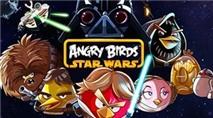 """Khi """"chim điên"""" kết hợp Star Wars"""